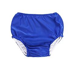 billige Babytøj-Baby Pige Basale Sport / Strand Ensfarvet Bomuld Shorts