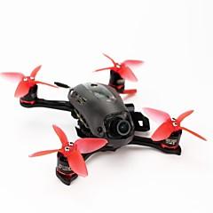 billige Fjernstyrte quadcoptere og multirotorer-RC Drone EMAX Emax Babyhawk-R RACE(R) Edition 112mm F3 Magnum Mini 5.8G FPV Racing RC Drone 3S/4S PNP BNF 6 Akse 5.8G Med HD-kamera 600TVL Fjernstyrt quadkopter FPV Fjernstyrt Quadkopter / Kamera