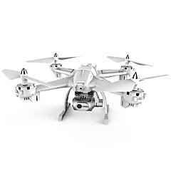 billige Fjernstyrte quadcoptere og multirotorer-RC Drone ZZZ-S1 BNF 4 Kanaler 6 Akse 2.4G 0.5MP 720P Fjernstyrt quadkopter En Tast For Retur / Hodeløs Modus / Flyvning Med 360 Graders Flipp Fjernstyrt Quadkopter / Fjernkontroll / Kamera / Sveve
