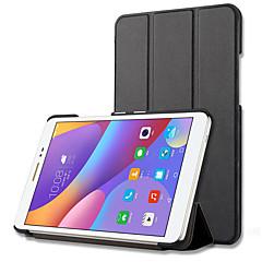 levne -PU kůže Jednobarevné tabletové Cases Lenovo