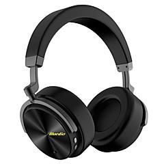billiga Headsets och hörlurar-Bluedio T5 Headband Bluetooth 4,2 Hörlurar Hörlur ABS + PC Mobiltelefon Hörlur mikrofon / Med volymkontroll headset
