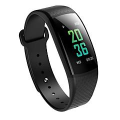 preiswerte -Smart-Armband B32 für Wasserfest / Blutdruck Messung / Verbrannte Kalorien / Langes Standby / Touchscreen Schrittzähler / Anruferinnerung / AktivitätenTracker / Schlaf-Tracker / Sedentary Erinnerung