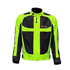 tanie Kurtki motocyklowe-RidingTribe JK-21 Ubrania motocyklowe Ceket na Męskie Tkanina Oxford / Nylon / Poliester Lato Reflexní / Oddychający