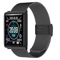 preiswerte -Smart-Armband N98 für Android iOS Bluetooth Sport Wasserfest Herzschlagmonitor Blutdruck Messung Touchscreen Schrittzähler Anruferinnerung AktivitätenTracker Schlaf-Tracker / Verbrannte Kalorien