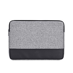 "billiga Laptop Bags-Nylon Ensfärgat / Lappverk Ärmar 13 ""bärbar dator / 14 ""bärbar dator / 15 ""bärbar dator"
