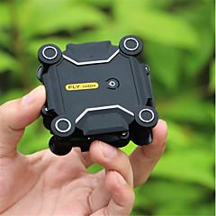 billige Fjernstyrte quadcoptere og multirotorer-RC Drone XINGYUCHUANQI S16 RTF 4 Kanaler 6 Akse 2.4G Med HD-kamera 720P 3.0MP Fjernstyrt quadkopter FPV / En Tast For Retur / Auto-Takeoff Fjernstyrt Quadkopter / Fjernkontroll / Kamera