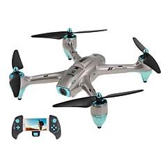 billige Fjernstyrte quadcoptere og multirotorer-RC Drone FLYSKY Utoghter 6957G RTF 4 Kanaler 6 Akse Med HD-kamera 2.0MP 720P Fjernstyrt quadkopter En Tast For Retur / Hodeløs Modus Fjernstyrt Quadkopter / Fjernkontroll / 1 USD-kabel / 120 grader