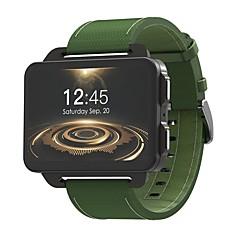 tanie Inteligentne zegarki-KING WEAR JSBP-DM99 Inteligentny zegarek Android 3G Bluetooth Sport Wodoodporny Pulsometry Ekran dotykowy Spalonych kalorii Czasomierze Krokomierz Powiadamianie o połączeniu telefonicznym Rejestrator