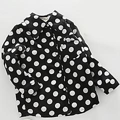 billige Overdele til drenge-Baby Drenge Prikker Langærmet Bluse