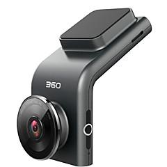 رخيصةأون فيديو السيارة-360 360G300 1080p HD / ليلة الرؤية سائق سيارة 140 درجة زاوية واسعة 2 بوصة TFT LCD شاشة داش كام مع WIFI / G-Sensor / حالة وقوف السيارات 1 أشعة تحت الحمراء LED مسجل السيارة