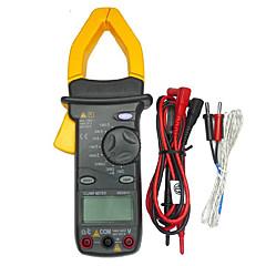 tanie Instrumenty elektryczne-Mastech ms2001 2000 liczy ac cyfrowy miernik cęgowy miernik cęgowy multimetr multimetr miernik multimetro ac / dc