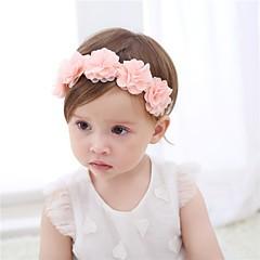 baratos Acessórios para Crianças-Bébé Para Meninas Sólido / Floral Acessórios de Cabelo