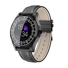 tanie Inteligentne zegarki-Inteligentny zegarek DT19 na Android iOS Bluetooth Wodoodporny Pulsometry Pomiar ciśnienia krwi Spalonych kalorii Rejestr ćwiczeń Stoper Krokomierz Powiadamianie o połączeniu telefonicznym