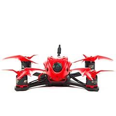 billige Fjernstyrte quadcoptere og multirotorer-RC Drone EMAX Emax Babyhawk R Pro 120mm F4 Magnum Mini 5.8G FPV Racing RC Drone 2~3S BNF BNF 6 Akse 5.8G Med HD-kamera 600TVL Fjernstyrt quadkopter FPV Fjernstyrt Quadkopter / Kamera / Blader