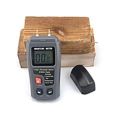 tanie Testery i detektory-bside emt01 dwie szpilki cyfrowy miernik wilgotności drewna 0-99.9% tester wilgotności drewna detektor wilgoci z dużym wyświetlaczem LCD