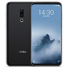 "billiga Mobiltelefoner-MEIZU 16 th Global Version 6 tum "" 4G smarttelefon (8GB + 128GB 12 mp / 20 mp Snapdragon 845 3010 mAh mAh)"