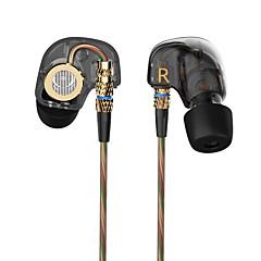 ATE In Ear Wired Headphones Copper Mobile Phone Earphone Headset