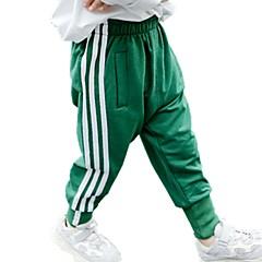 tanie Odzież dla chłopców-Dzieci Dla chłopców Nadruk / Patchwork Spodnie