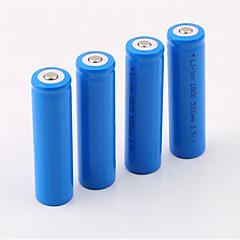 voordelige Kamperen, wandeltochten & backpacking-18650 batterij OplaadbareLithium-Ion Batterij 5000.0 mAh 4pcs Oplaadbaar voor Kamperen/wandelen/grotten verkennen