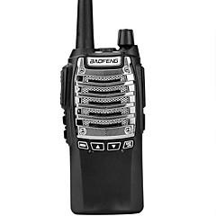 billige Walkie-talkies-Factory OEM UV-8D Walkie-talkie Håndholdt >10 km >10 km 128 2800 mAh 8 W Walkie Talkie Toveis radio