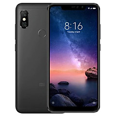 "povoljno Telefoni i tableti-Xiaomi Redmi note6 pro Global Version 6.26 inch "" 4G Smartphone (4GB + 64GB 5 mp / 12 mp Snapdragon 636 4000 mAh mAh) / dual kamere"