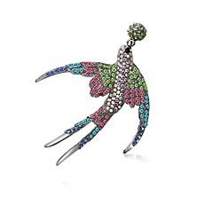 billige Motebrosjer-Dame Diamant Byzantine Nåler - Dyr Gotisk, Mote, søt stil Brosje Utvalgte Farger Til Seremoni / Karneval