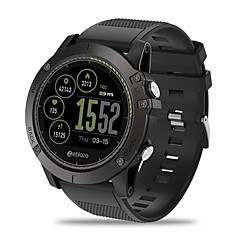 cheap -Zeblaze VIBE3 HR Smartwatch Android iOS Bluetooth Sports Waterproof Heart Rate Monitor Touch Screen Calories Burned Pedometer Call Reminder Activity Tracker Sleep Tracker Sedentary Reminder