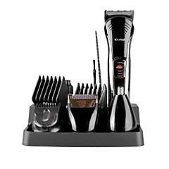 billige Barbering og hårfjerning-Kemei Hair Trimmers til Damer og Herrer 220 V / 230 V Nytt Design / Lav lyd / Håndholdt design