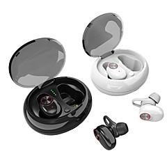 billiga Headsets och hörlurar-CIRCE V5 I öra Trådlös / Bluetooth 4,2 Hörlurar Hörlurar Aluminium Alloy 7005 / PP+ABS Mobiltelefon Hörlur Sport och friluftsliv / Stereo / Dual Drivers headset