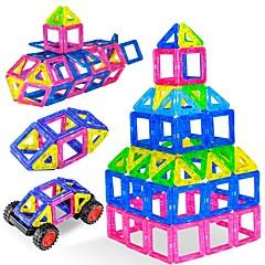 tanie Klocki magnetyczne-Płytki magnetyczne 38 pcs Interakcja rodziców i dzieci Wszystko Zabawki Prezent
