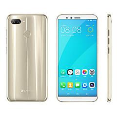 "billiga Mobiltelefoner-GIONEE F6 5.7 tum "" 4G smarttelefon (3GB + 32GB Ficklampa / 1300+200 mp Qualcomm Snapdragon 430 2970 mAh mAh)"