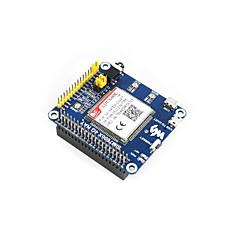 cheap -4G/3G/2G/GSM/GPRS/GNSS HAT for Raspberry Pi, Based on SIM7600E-H