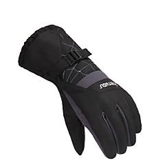 baratos Luvas de Motociclista-Dedo Total Homens Motos luvas Malha Respirável Prova-de-Água / Respirável / Manter Quente