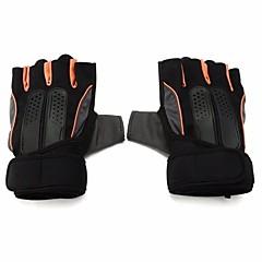 baratos Luvas de Motociclista-Meio dedo Homens Motos luvas Microfibra Respirável / Protecção