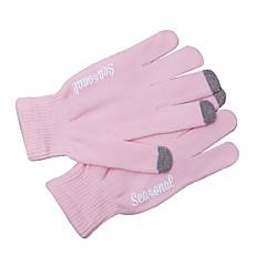 baratos Luvas de Motociclista-Dedo Total Mulheres Motos luvas Fibra Respirável / Manter Quente / Antiderrapante