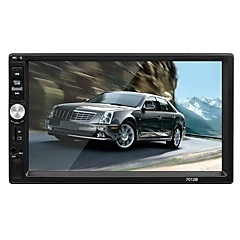 cheap Car DVD Players-SWM 7012 7 inch 2 DIN  OS Car MP5 Player Touch Screen / MP3 / Built-in Bluetooth for RCA / TV Out / Bluetooth Support MPEG / AVI / MPG WMA / OGG / FLAC JPEG / PNG / JPG