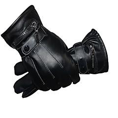 tanie Rękawiczki motocyklowe-Pełny palec Męskie / Damskie Rękawice motocyklowe Skóra Ekran dotykowy / Zatrzymujący ciepło / Wodoodporność