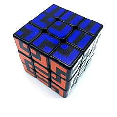 cheap -Magic Cube IQ Cube Scramble Cube / Floppy Cube 3*3*3 Smooth Speed Cube Magic Cube Puzzle Cube Relieves ADD, ADHD, Anxiety, Autism Geometric Pattern Teen Adults' Toy All Gift