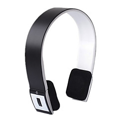 billige Bluetooth-hodetelefoner-LITBest RDBH23 På øret Trådløs Hodetelefoner dynamisk Plast Reise og underholdning øretelefon Med mikrofon Headset