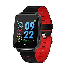 tanie Inteligentne zegarki-BoZhuo X9S Inteligentne Bransoletka Android iOS Bluetooth Sport Wodoodporny Pulsometry Spalonych kalorii Rejestr ćwiczeń Krokomierz Powiadamianie o połączeniu telefonicznym Rejestrator snu siedzący