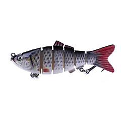 billiga Fiskbeten och flugor-1 pcs Hårt bete / Fiskbete / Fiske Verktyg Hårt bete Plastik / Kolstål Enkel att installera / Lätt och bekvämt Sjöfiske / Spinnfiske / Färskvatten Fiske