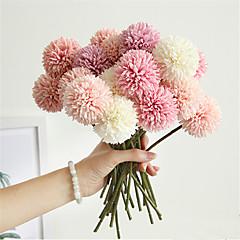 billige Kunstige blomster-Kunstige blomster 1 Gren Klassisk Stilfull Kurvplante Bordblomst