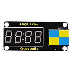 cheap -EASY Plug 4-Digit 8-Seg LED Display (Black And Eco-Friendly)
