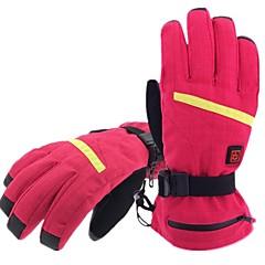 baratos Luvas de Motociclista-Dedo Total Homens / Mulheres Motos luvas Pele Sensível ao Toque / Manter Quente / Anti-desgaste