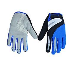 baratos Luvas de Motociclista-Dedo Total Homens Motos luvas Microfibra Respirável / Anti-desgaste / Resistente ao Choque