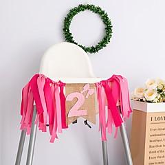 billige Bryllupsdekorasjoner-Party Tassel polyester 1 Deler Bursdagsfest