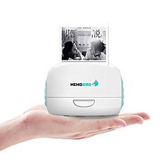 저렴한 사무실 및 학교 용품-memobird g2 diy 똑똑한 wifi 인쇄 기계 먼 휴대용 가정 사진 열 레이블 203 dpi
