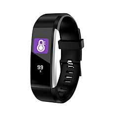 tanie Inteligentne zegarki-Indear 115PRO Inteligentne Bransoletka Android iOS Bluetooth Smart Sport Wodoodporny Pulsometry Pomiar ciśnienia krwi Krokomierz Powiadamianie o połączeniu telefonicznym Rejestrator snu siedzący