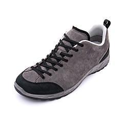billige Skotøy og tilbehør-Sleader Outdoor SL3 Unisex Hikingsko Gummi / PU (polyuretan) Camping & Fjellvandring / Vandring / Løp Anti-Skli, Ultra Lett (UL), Utendørs Syntetisk Lær / Tyll Svart+Sølv / Grå+Grønn / Mørkegrå