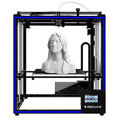"cheap -Tronxy® X5ST-400 DIY Aluminum 3D Printer Kit 400*400*400mm Large Printing Size With 3.5"" Touch Screen/Power Resume/Filament Run Out Detection/Dual Z-axis Rod"